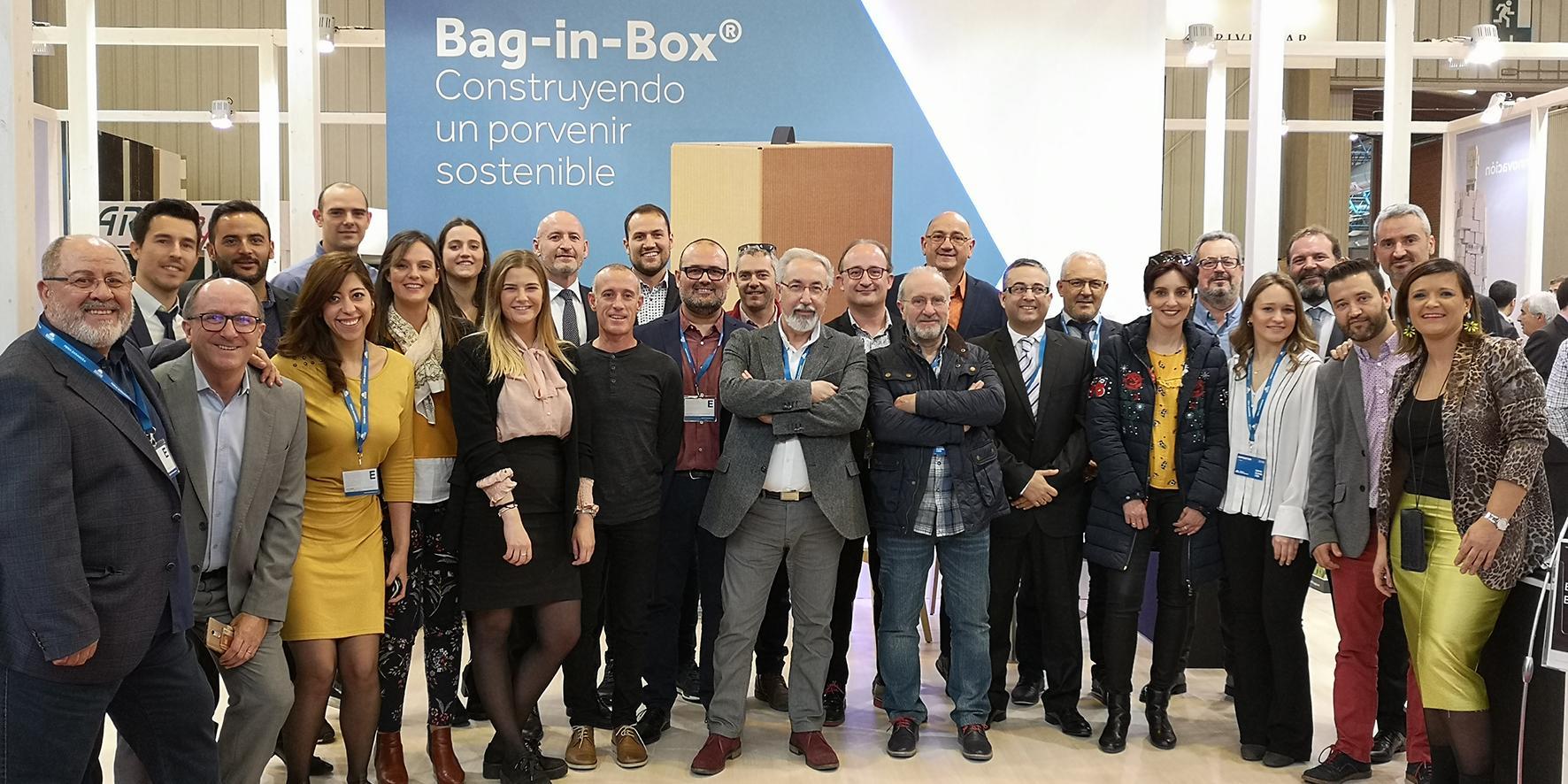 Hubo una fuerte presencia de empresas de Ibi (Alicante).