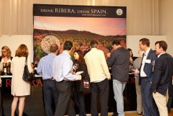 Imagen del Great Match 2013 de la D.O. Ribera del Duero celebrado en Nueva York. (photo: )