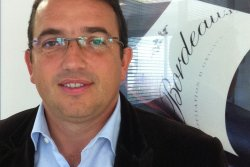 Franck Lecalier, director comercial de Rivercap en Francia. (photo: )