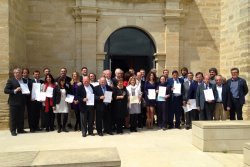 Premiados por la AEPEV. (photo: )