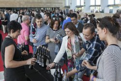 Cata popular de los Premios Ecovino 2015. (photo: )