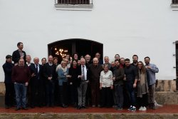Homenaje a Lidia Malivern, celebrado en Bodegas Sumarroca. (photo: )