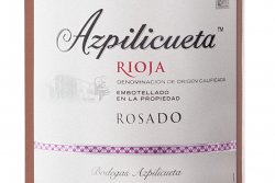 Azpilicueta Rosado 2013. (photo: )