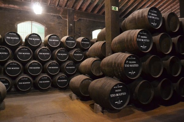 Bodega de Tío Mateo. (photo: )