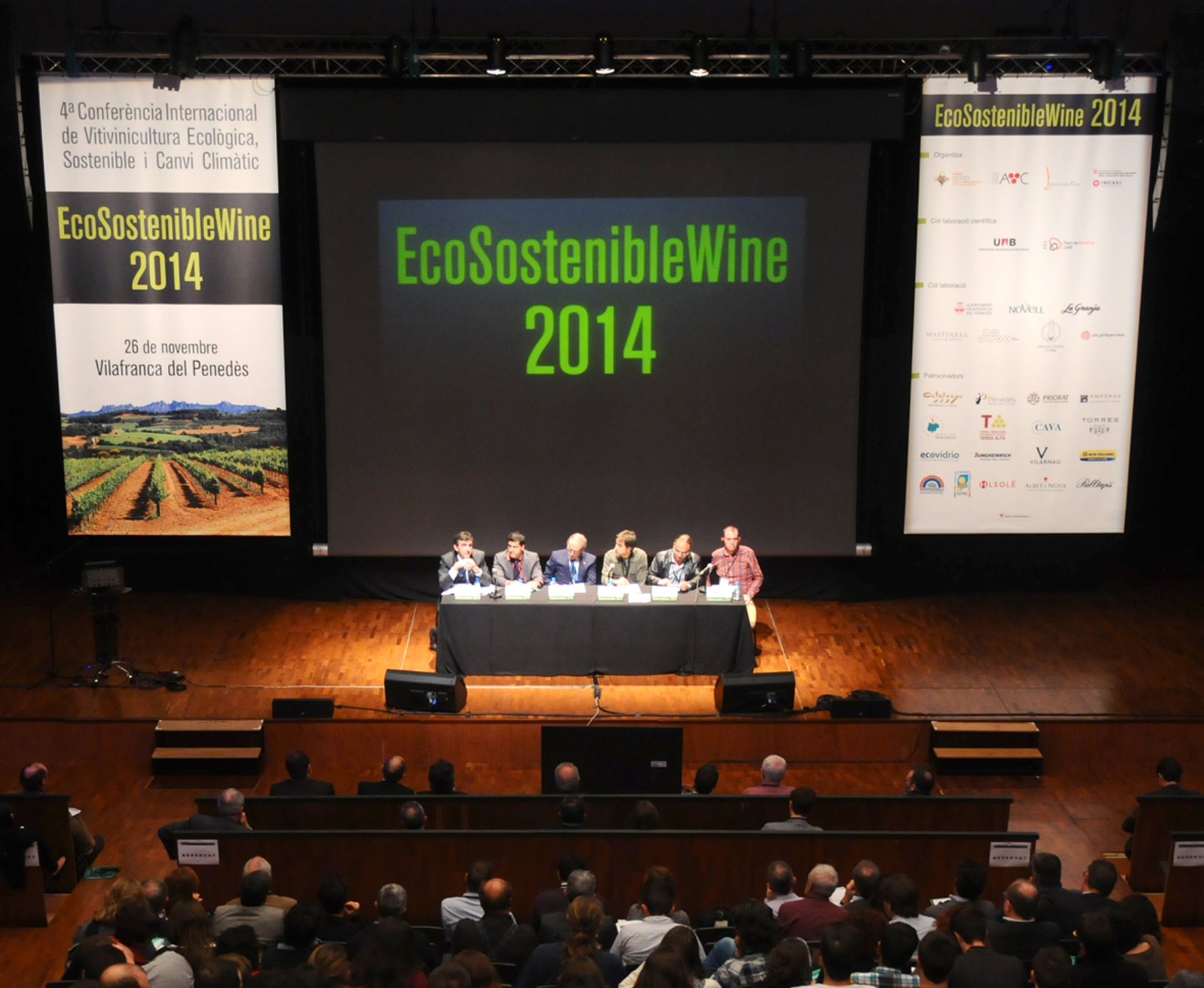 Ante el reto de liderar una nueva legislación para vinos ecológicos - La Semana Vitivinícola